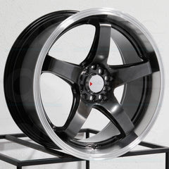 XXR Wheels 555 Chromium Black ML
