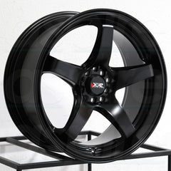 XXR Wheels 555 Flat Black