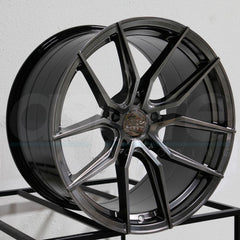 XXR Wheels 559 Chromium Black