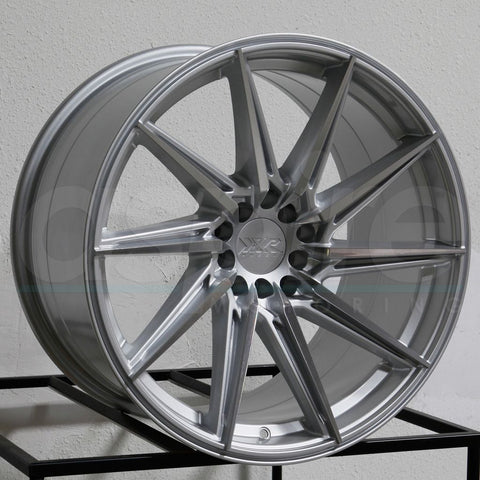 XXR Wheels 561 Machined Silver