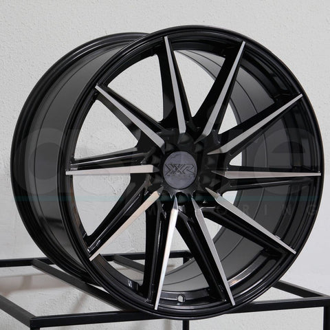 XXR Wheels 561 Graphite