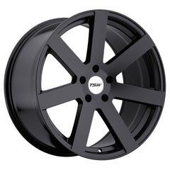 TSW Wheels Bardo Matte Black