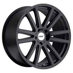 TSW Wheels Gatsby Matte Black