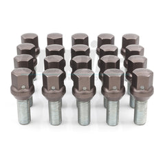 TPI Wheel Bolts - Titanium Duralumin Head