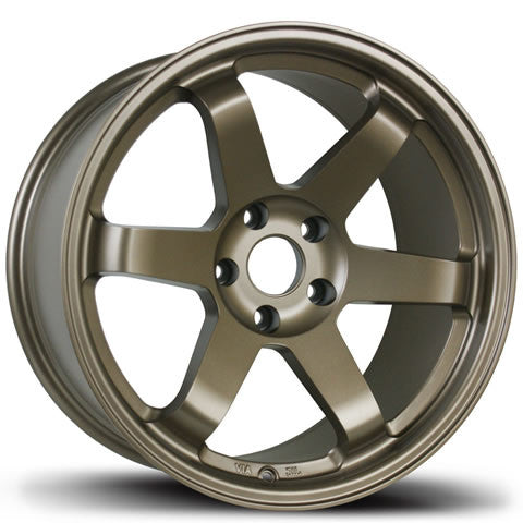 AVID1 Wheels AV06 Matte Bronze