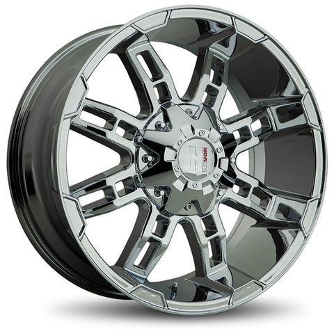 Havok Wheels H103 Chrome