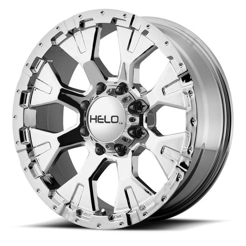 HELO Wheels HE878 Chrome