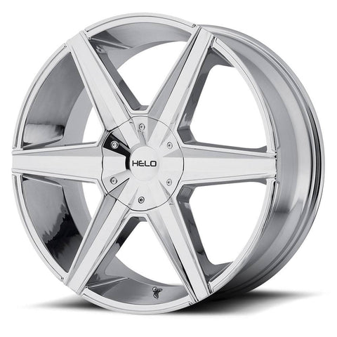 HELO Wheels HE887 Chrome