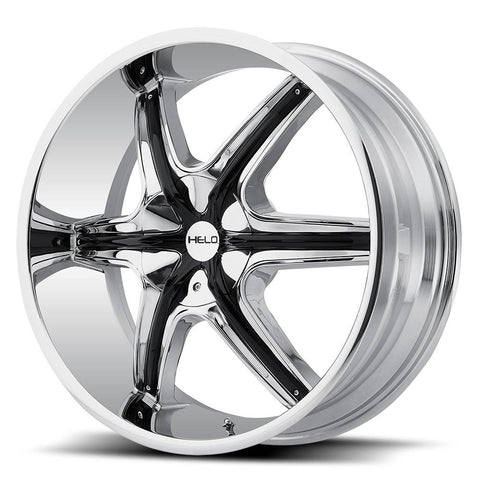HELO Wheels HE891 Chrome
