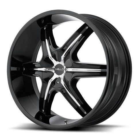 HELO Wheels HE891 Black