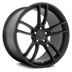 MRR Wheels M600 fit Mustang Matte Black