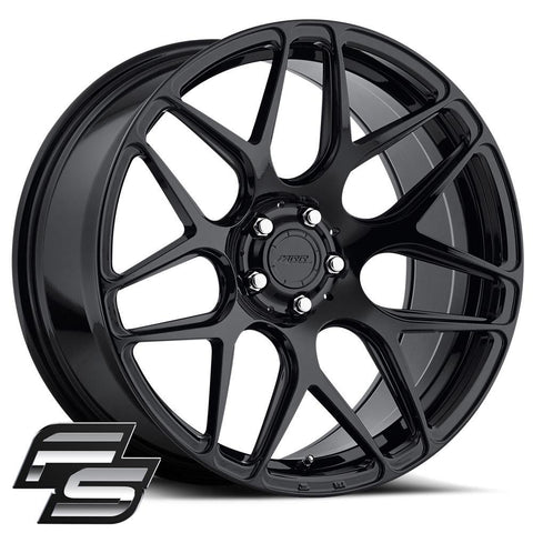 MRR Wheels FS1 Black