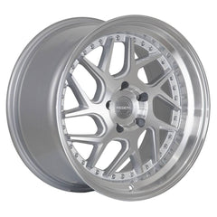 Regen5 Wheels R33 Machine Silver Polish