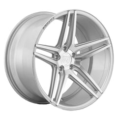 Rohana Wheels RC8 Silver