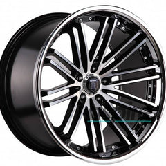 Rohana Wheels RC20 Machine Black