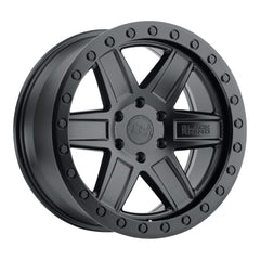 Black Rhino Wheels Attica Black