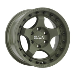 Black Rhino Wheels Bantam Green
