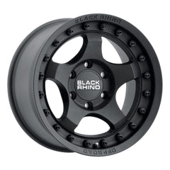 Black Rhino Wheels Bantam Textured Black