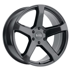 Black Rhino Wheels Faro Metallic Black