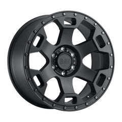 Black Rhino Wheels Gauntlet Black Gunmetal Bolt
