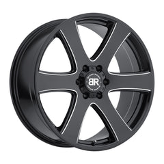 Black Rhino Wheels Haka Black Milled