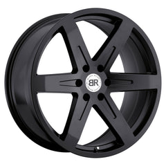 Black Rhino Wheels Peak Matte Black