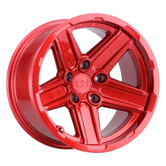 Black Rhino Wheels Recon Candy Red