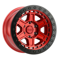 Black Rhino Wheels Reno Beadlock Red