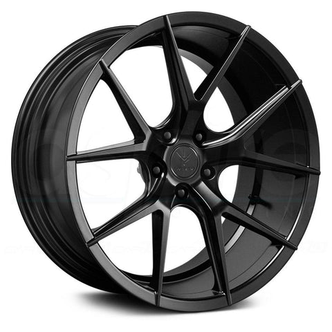 V-Rock Wheels V99 Axis Satin Black