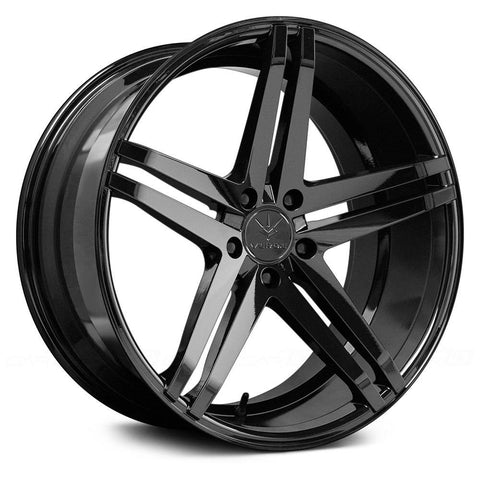 Verde Wheels V39 Parallax Gloss Black