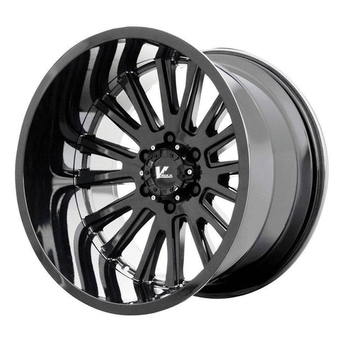 V-Rock Wheels VR11 Anvil Gloss Black