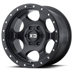 XD Wheels XD131 Rg1 Black Ring
