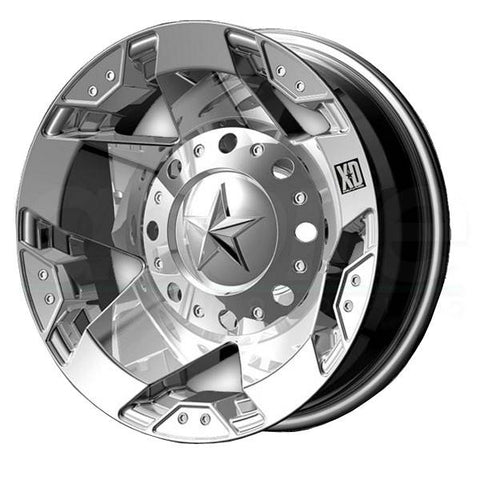 XD Wheels XD775 Rockstar Chrome