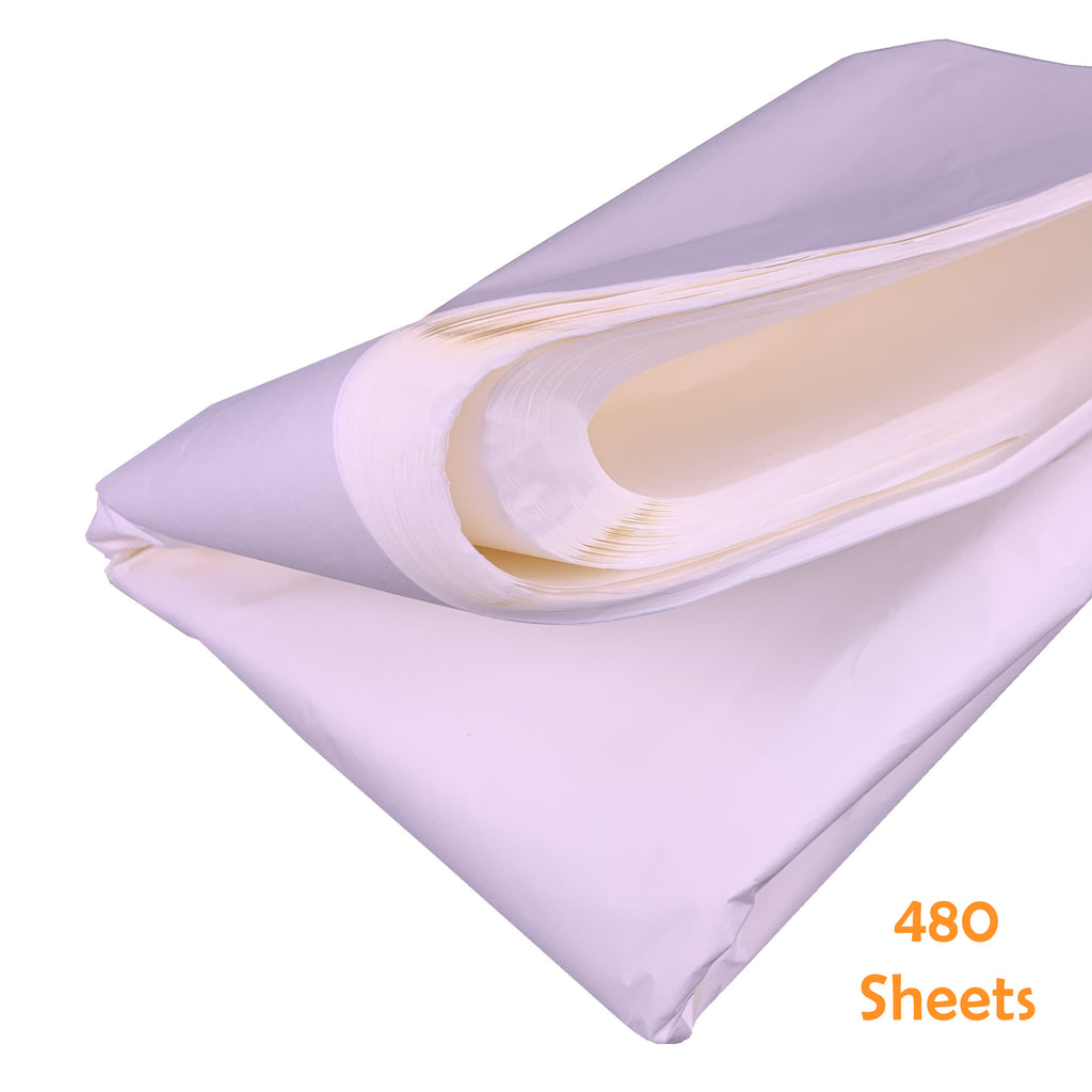 White Wet Strength Tissue Paper 480 Sheets