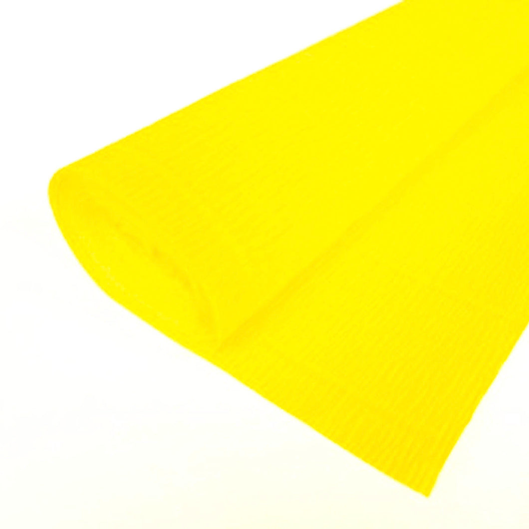 bright yellow crepe paper 3m