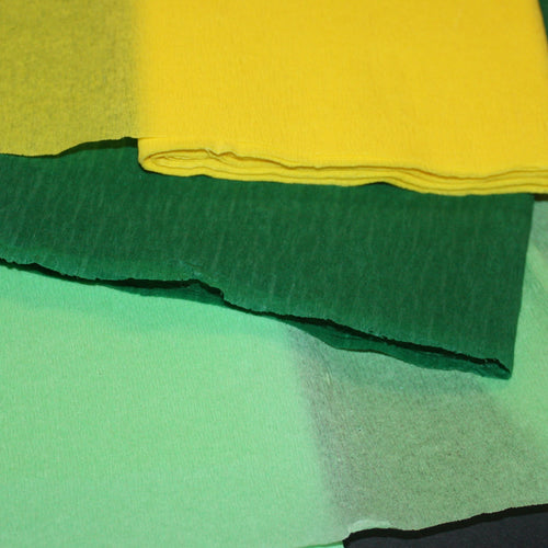 easter pack of crepe paper 3m fold