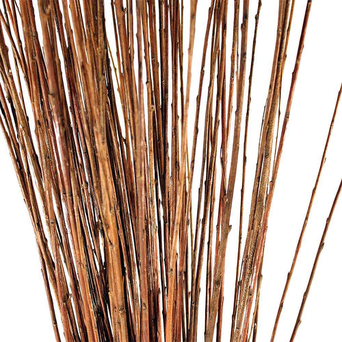 2kg stack of buff willow sticks (withies)