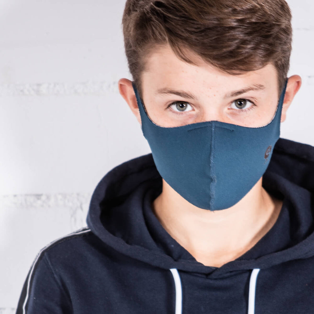 Load image into Gallery viewer, Children's antiviral mask