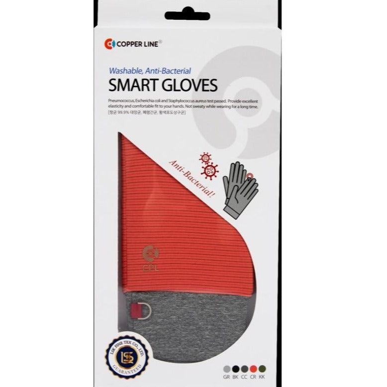 Antivirale Smart Gloves