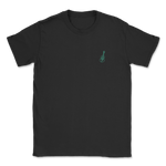 Cello Tee 2.1[Black+Green]