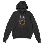 Piano Hoodie 4.1 [Black+Orange]