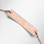 [D^L SIT] Rose Gold Bracelet