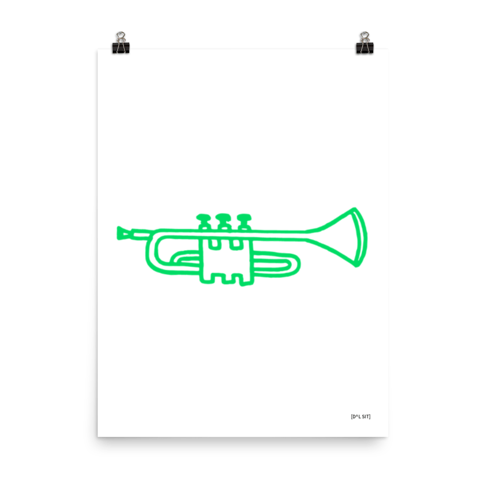 Trumpet Poster 5.1