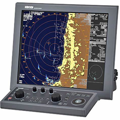 19-inch Color LCD Marine Radar (CE model)