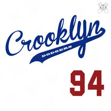 Load image into Gallery viewer, Crooklyn Dodgers