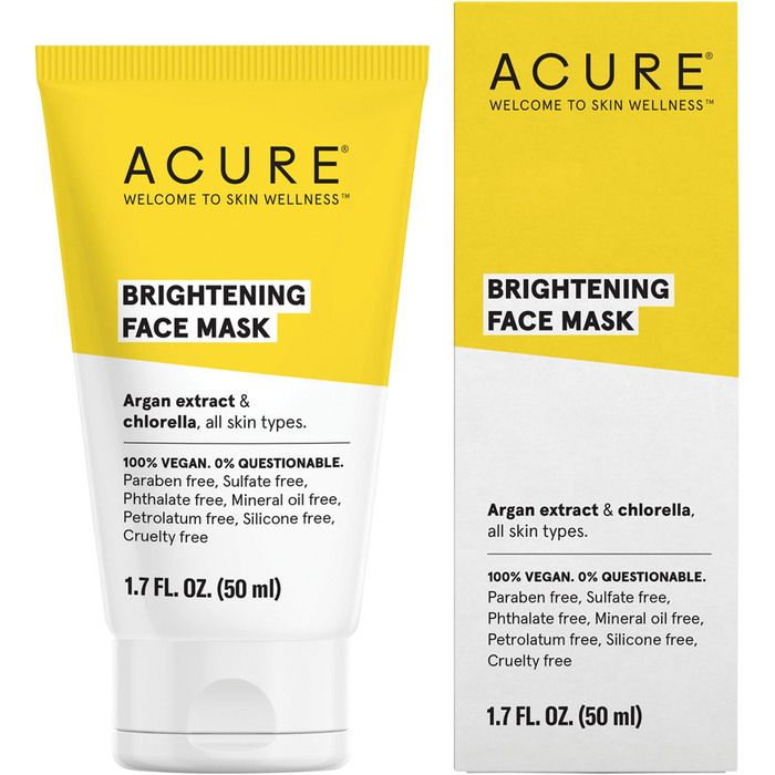 ACURE Brightening Facial Mask 50ml
