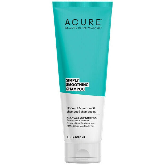 ACURE Simply Smoothing Shampoo - Coconut