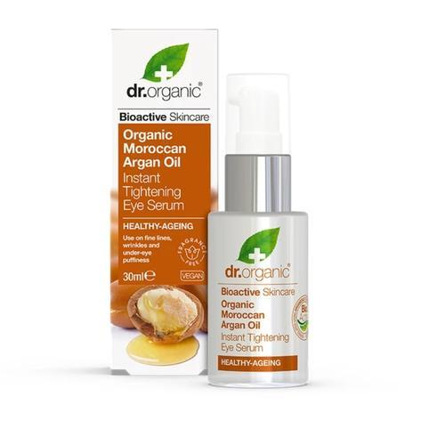 DR ORGANIC Eye Serum Instant Tightening Organic
