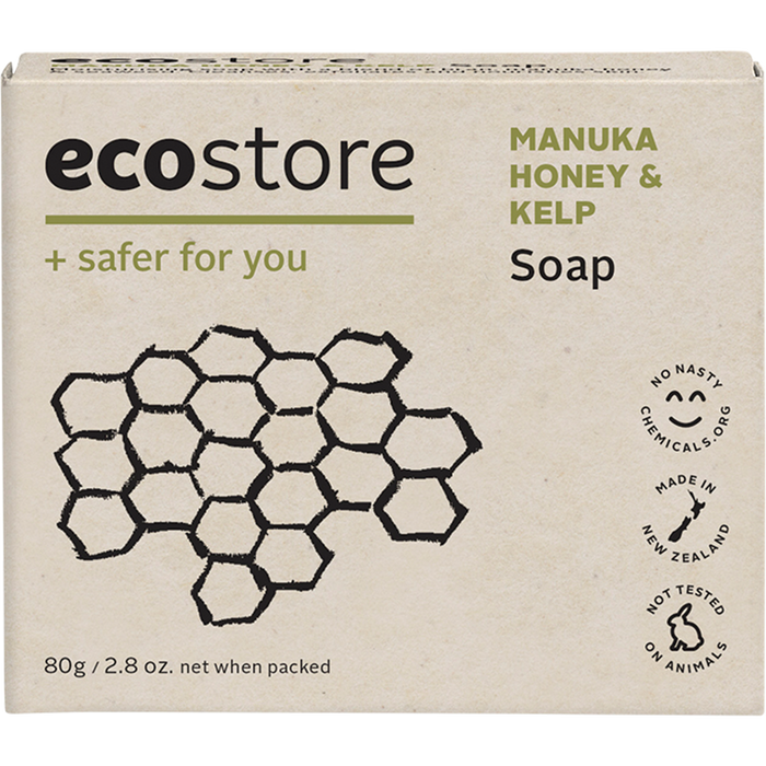 ECOSTORE Soap Manuka Honey 80g