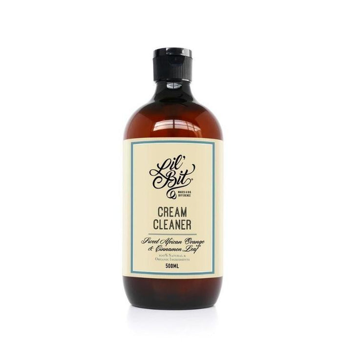 LILBIT Sweet African Orange & Cinnamon Leaf Cream Cleaner 500ml